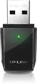 TP-Link AC600 DualBand, 2.4GHz/5GHz WLAN, USB-A 2.0 [Stecker] (Archer T2U)