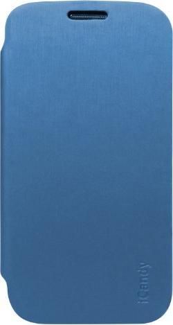 iCandy FlipCase Samsung Galaxy S4 blau (ICD2686) -- via Amazon Partnerprogramm