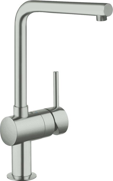 Grohe Minta L-outlet supersteel (31375DC0)