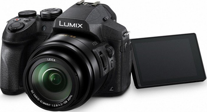 Panasonic Lumix DMC-FZ330 black