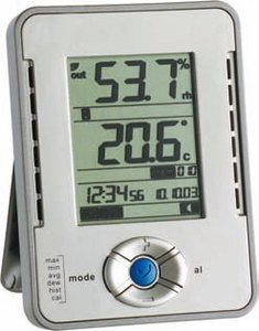 Eschenbach Profi Funktemperaturstation Digital (56123)