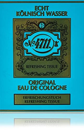 4711 Eau de Cologne refreshing tissues 10 pieces -- via Amazon Partnerprogramm