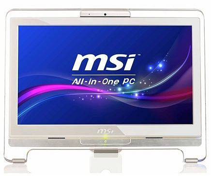 MSI Wind top AE1921-WD5252G32S7VSX white (00A92313-SKU2P)