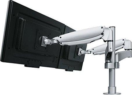 Dataflex ViewMaster M6 Monitorarm 592, silber (57.592) -- via Amazon Partnerprogramm