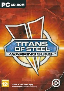 Titans Of Steel: Warring Suns (niemiecki) (PC)