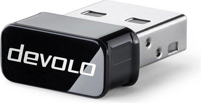 devolo WiFi Stick AC, 5GHz WLAN, USB-A 2.0 [Stecker] (9706)