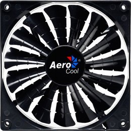 AeroCool Shark Fan Black Edition, 120mm (EN55413)