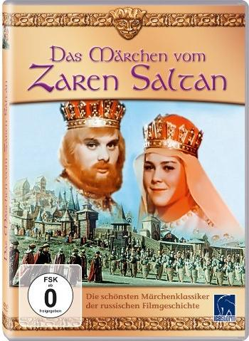 Das Märchen vom Zaren Saltan -- via Amazon Partnerprogramm