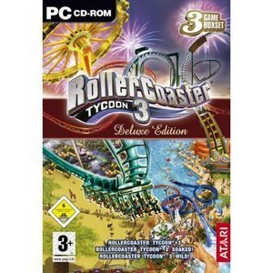 RollerCoaster Tycoon 3 - Deluxe Edition (englisch) (PC)