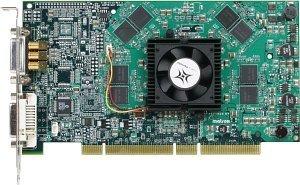 Matrox Parhelia Precision SGT, Parhelia-512, 256MB DDR, 3W3/DVI, 64bit PCI (PH-P256SG)