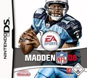 EA Sports Madden NFL 08 (DS)