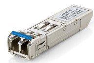 Level One SFP-3000 Gigabit LAN-Transceiver, LC-Duplex SM 10km, XFP (SFP-3211)