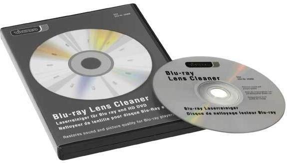 Vivanco DC2 Blu-ray lens cleaner