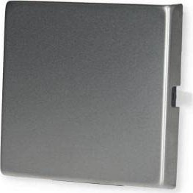 Gira System 55 Wippe, edelstahl (0296 600)
