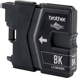 Brother LC985BK Ink black