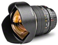 Walimex Pro lens 14mm 2.8 for Four Thirds (17220)