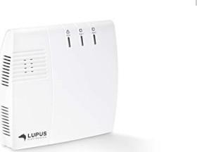 Lupus Electronics Lupusec XT2 Plus, Funk-Zentrale (12045)
