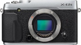 Fujifilm X-E2S silber Body (16499162)