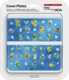 Nintendo decorative panel 030 for New 3DS - Pokemon SMD (DS)