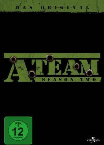 Das A-Team Season 2 -- via Amazon Partnerprogramm