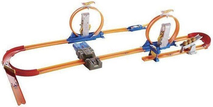 Mattel Hot Wheels Doppel-Looping Superset (CCJ26)