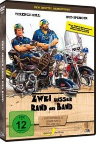 Zwei außer Rand und Band (DVD)