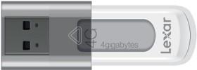 Lexar JumpDrive S50 4GB, USB-A 2.0 (LJDS50-4GBASBEU)