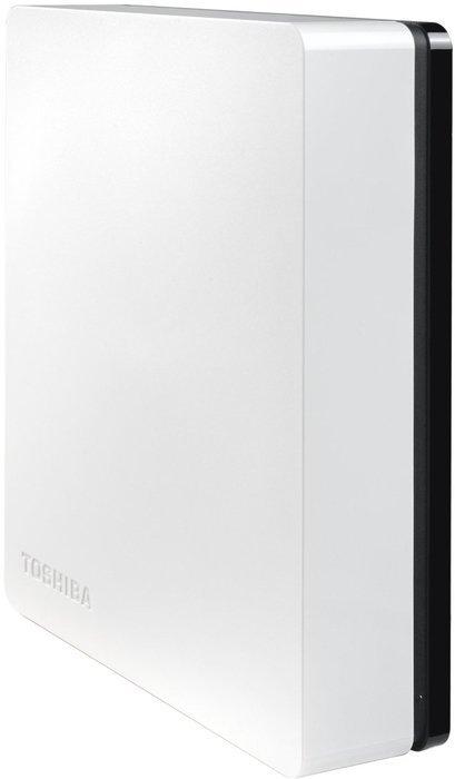 Toshiba Canvio Desk weiß 1TB, USB 3.0 (HDWC110EW3J1)