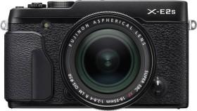 Fujifilm X-E2S schwarz mit Objektiv XF 18-55mm 2.8-4.0 R LM OIS (16499227)