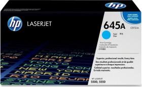 HP Toner 645A cyan (C9731A)