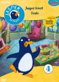Jasper der Pinguin Vol. 4: Jasper feiert Feste
