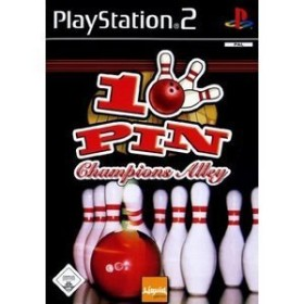 10 Pin Champions Alley (PS2)