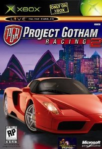 Project Gotham Racing 2 (German) (Xbox)