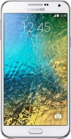 Samsung Galaxy E7 Duos E700H/DS weiß