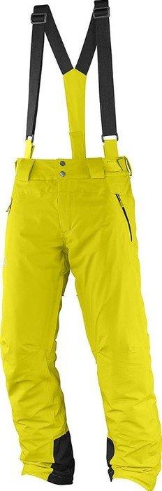 salomon iceglory skihose gelb, Salomon Oberbekleidung