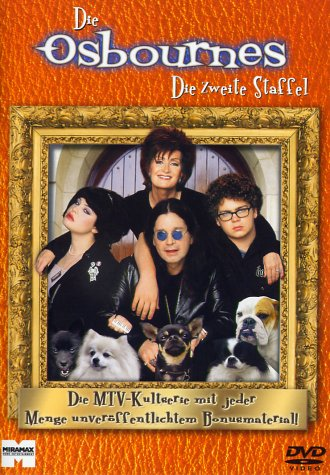 Die Osbournes Staffel 2 -- via Amazon Partnerprogramm