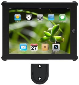 NewStar iPad 2 Wandhalterung schwarz (IPAD2-WM10BLACK)