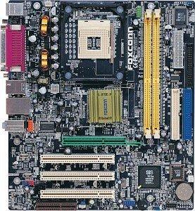 Foxconn 661M03-G-6EL, SiS661FX (PC-3200 DDR)