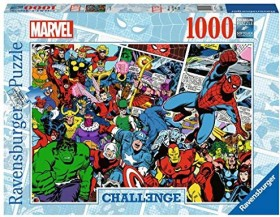 Ravensburger Puzzle Challenge Marvel (16562)
