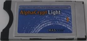 Mascom AlphaCrypt Light
