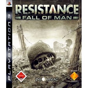 Resistance: Fall of Man (deutsch) (PS3)