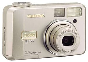 Pentax Optio 330GS