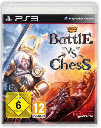 Battle vs. Chess (German) (PS3)