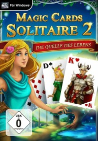 Magic Cards Solitaire 2: Die Quelle des Lebens (PC)