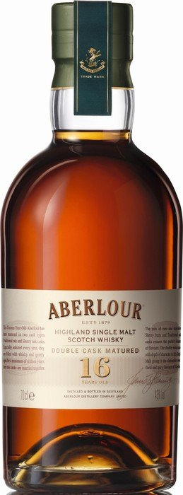 Aberlour Double Cask 16 Years Old 700ml