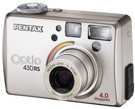 Pentax Optio 430RS