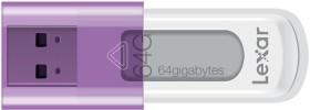 Lexar JumpDrive S50 64GB, USB-A 2.0 (LJDS50-64GBASBEU)