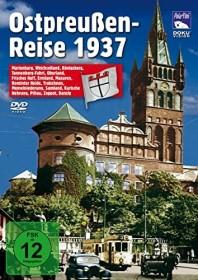 Ostpreußen-Reise 1937