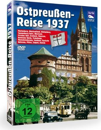 Ostpreußen-Reise 1937 -- via Amazon Partnerprogramm