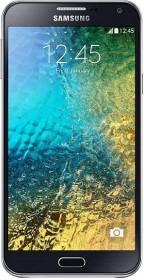 Samsung Galaxy E7 Duos E700H/DS schwarz